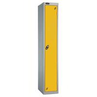 Probe 1 Door - Wide Yellow Locker