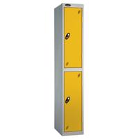 Probe 2 Door - Wide Yellow Locker
