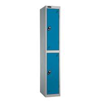 Probe 2 Door - Extra Wide Blue Locker