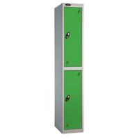 Probe 2 Door - Extra Wide Green Locker