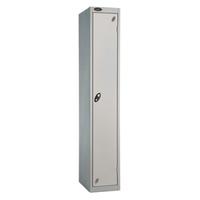 Probe 1 Door - Extra Wide Grey Locker