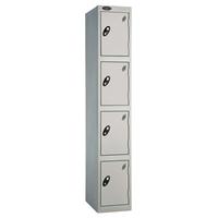 Probe 4 Door Extra Wide - Grey Locker
