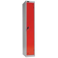 Probe 1 Door - Extra Wide Red Locker