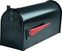 G2 Post Boxes US Mailbox - Black