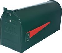 G2 Post Boxes US Mailbox - Green