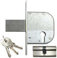 CISA 42022 - Euro Cylinder Gate Lock (85mm)