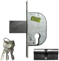CISA 42111 - Euro Cylinder Gate Lock (58mm)