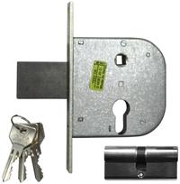 CISA 42311 - Euro Cylinder Gate Lock (95mm)