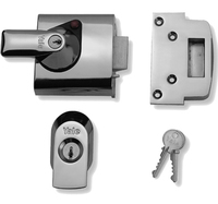 Yale PBS1 - Auto Deadlocking Night Latch (60mm)