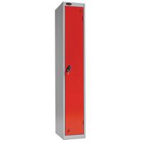 Probe 1 Door - Deep Red Locker