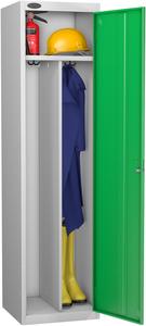 Probe Green Clean & Dirty Locker