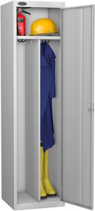 Probe Grey Clean & Dirty Locker