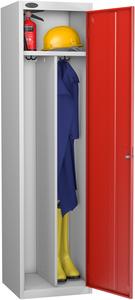 Probe Red Clean & Dirty Locker
