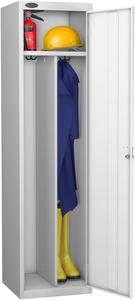 Probe White Clean & Dirty Locker