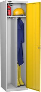 Probe Yellow Clean & Dirty Locker