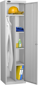Probe Grey Uniform Locker