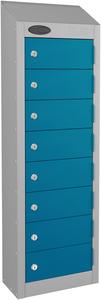 Probe Blue Wallet Locker