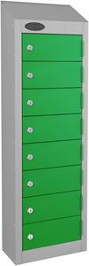 Probe Green Wallet Locker