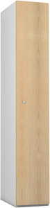 Probe 1 Door - Ash Timberbox Locker