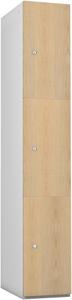 Probe 3 Door - Ash Timberbox Locker