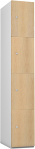 Probe 4 Door - Ash Timberbox Locker