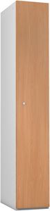 Probe 1 Door - Beech Timberbox Locker