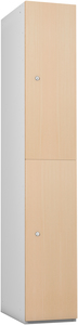 Probe 2 Door - Maple Timberbox Locker
