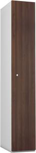 Probe 1 Door - Walnut Timberbox Locker