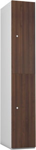 Probe 2 Door - Walnut Timberbox Locker