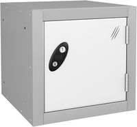 Probe Medium Cube - White Locker