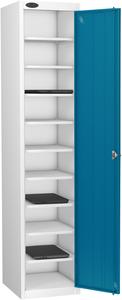 Probe Ten Bay Blue Laptop Locker