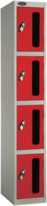 Probe 4 Door - Vision Panel Locker