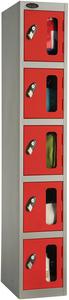 Probe 5 Door - Vision Panel Locker
