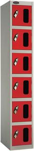 Probe 6 Door - Vision Panel Locker