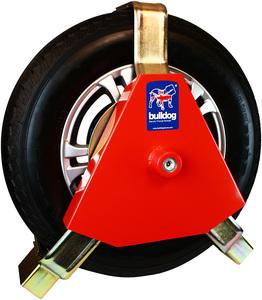 Bulldog Centaur CA500 Wheel Clamp