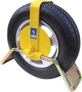 Bulldog QD22Y Caravan Clamp