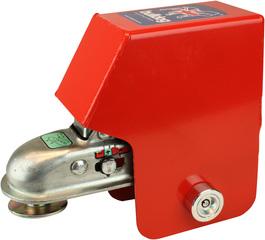 Bulldog Mini Hitch Lock P6E