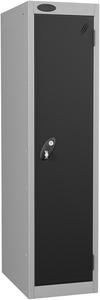 Probe 1 Door - Black Low Locker