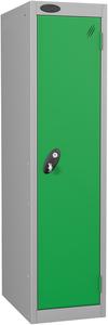 Probe 1 Door - Green Low Locker