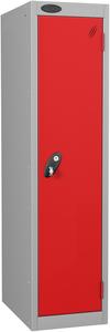 Probe 1 Door - Red Low Locker