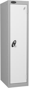 Probe 1 Door - White Low Locker