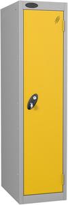 Probe 1 Door - Yellow Low Locker