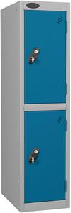 Probe 2 Door - Blue Low Locker