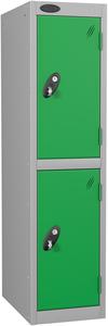 Probe 2 Door - Green Low Locker