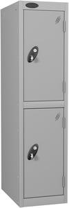 Probe 2 Door - Grey Low Locker