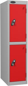 Probe 2 Door - Red Low Locker