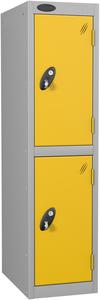 Probe 2 Door - Yellow Low Locker