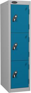 Probe 3 Door - Blue Low Locker