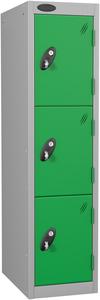 Probe 3 Door - Green Low Locker