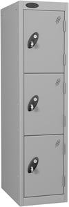 Probe 3 Door - Grey Low Locker